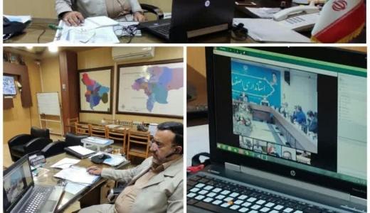 نشست كميسيون برنامهريزی، هماهنگی و نظارت بر مبارزه با قاچاق کالا و ارز استان