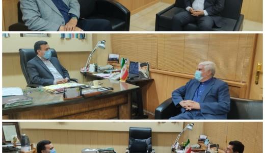 حضور روسای اتحادیههای صنفی اصفهان