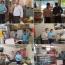 گشت مشترک و بازرسی از واحدهای صنفی مختلف در بخش زرین شهر و فولادشهر