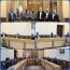 اولین دیدار جناب آقای دکتر سید رضا مرتضوی استاندار جدید اصفهان با مسئولین بخش خصوصی (اصناف)